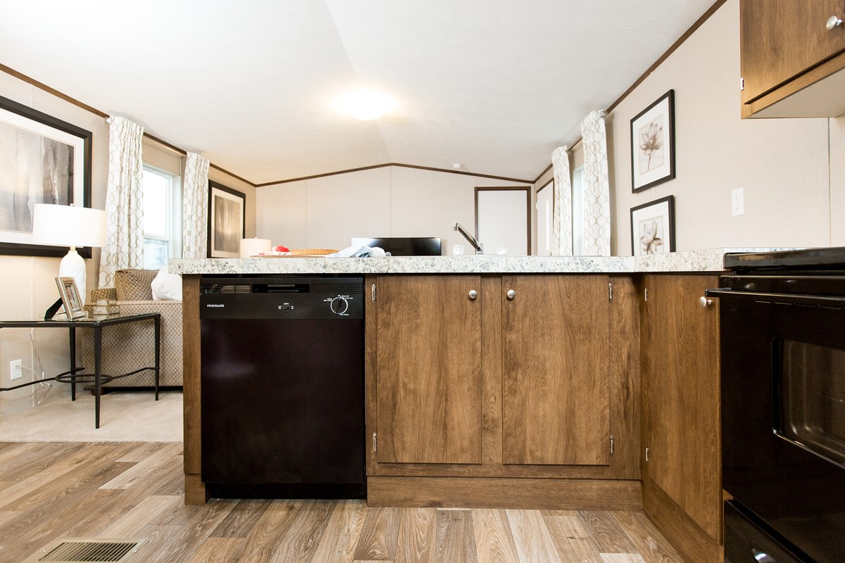 Manufactured-BLISS-36TRU14562AH-Kitchen-20170323-1357237564523 Live Oak Mobile Homes Color on interior double wide mobile homes, 2014 model mobile homes, miami mobile homes, river birch mobile homes, twin lakes mobile homes,